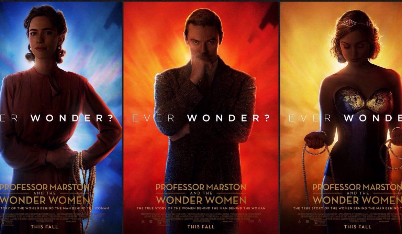Profesor Marston in čudežni ženski