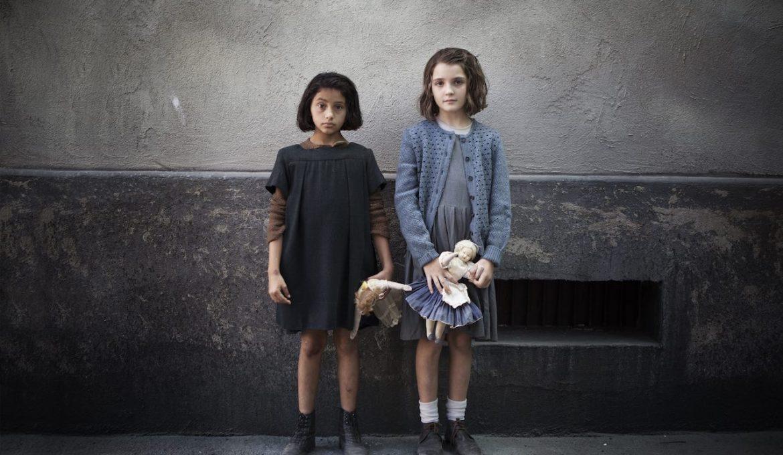 Slika iz HBOjeve serije Genialna prijateljica, posneta po romanu, ki ga je napisala Elena Ferrante