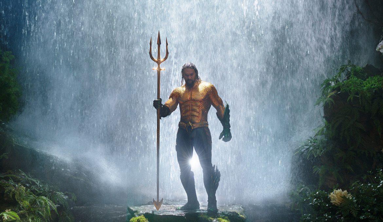 Jason Momoa kot Aquaman