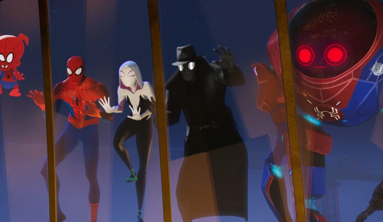 Spider-man in Aquaman